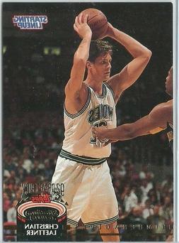 1993 Christian Laettner Minnesota Timberwolves Card Starting