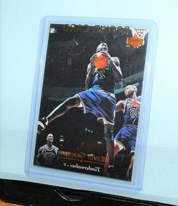 🏀1995-96 Upper Deck👓HOF Kevin GARNETT ROOKIE CARD #273