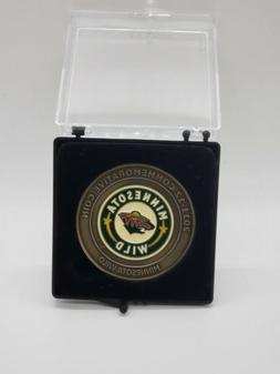 2011-12 Minnesota Wild Commemorative Coin