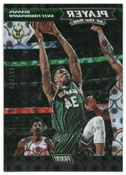2017-18 Panini Player of the Day Holo Parallel /150 Pick Any