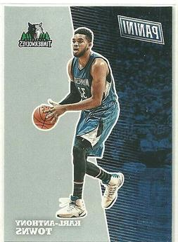 2017 Panini The National #BK14 Karl-Anthony Towns TIMBERWOLV