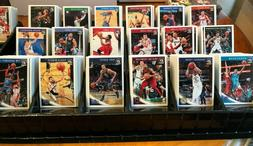 2018-19 Donruss Optic Basketball Base Team Sets - Pick your