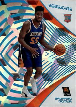 2018-19 Panini Revolution NBA Basketball Parallel Singles