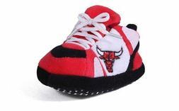 Happy Feet NBA Baby Slippers