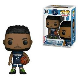 Funko Karl-Anthony Towns Minnesota Timberwolves POP NBA Figu