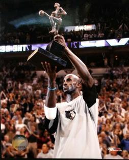 KEVIN GARNETT 2003-04 NBA MVP AWARD WINNER 8x10 Photo MINNES