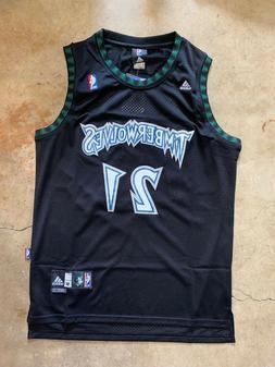 Kevin Garnett #21 Minnesota Timberwolves Swingman Basketball