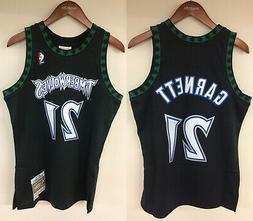 Kevin Garnett Minnesota Timberwolves Mitchell & Ness NBA 199