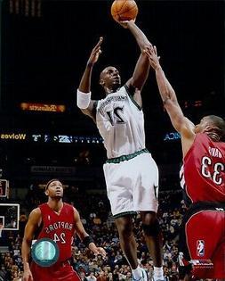 Kevin Garnett Minnesota Timberwolves NBA Licensed Unsigned 8