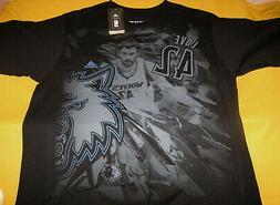 Kevin Love Minnesota Timberwolves #42 - NBA Action Adidas T-