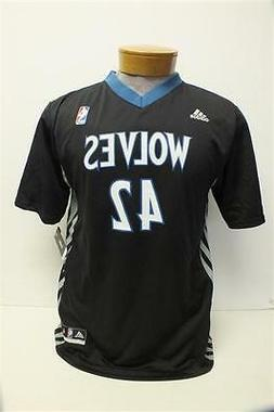 Kevin Love Minnesota Timberwolves Black Adidas Replica Jerse