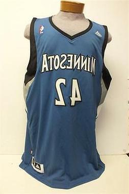 Kevin Love Minnesota Timberwolves Blue Adidas Replica Jersey