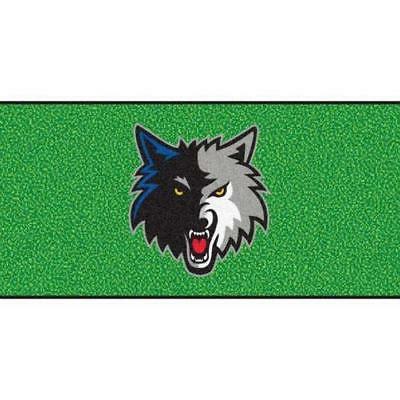 1 Hole Golf Putting 72X18in Minnesota Timberwolves
