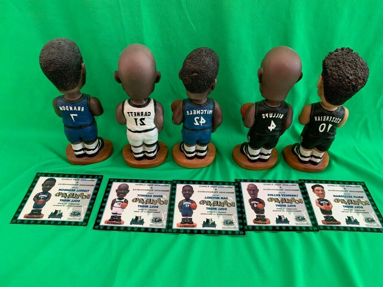 2000 Complete Set Of 5 & Authenticity