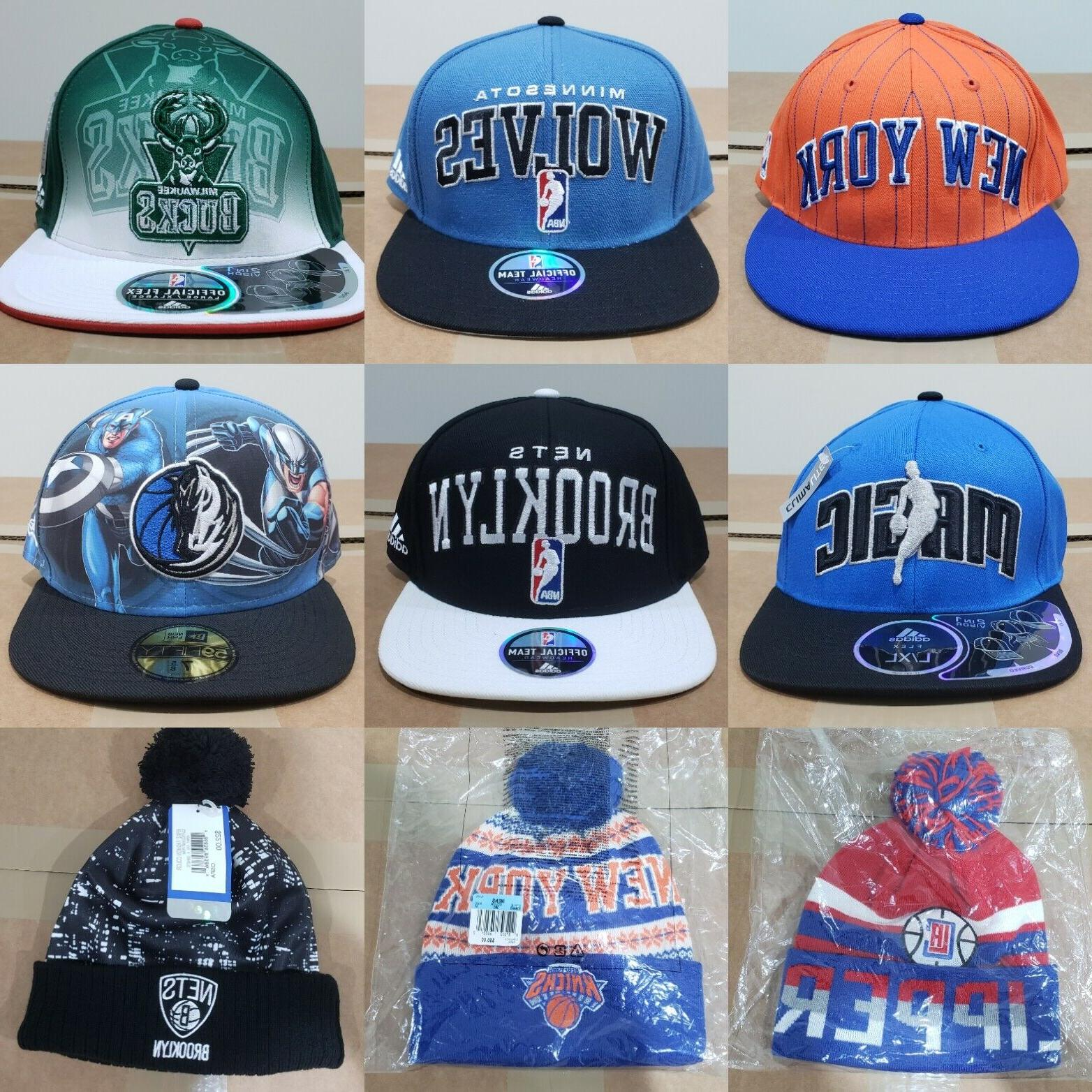 All Logos & Fitted Hats/Caps