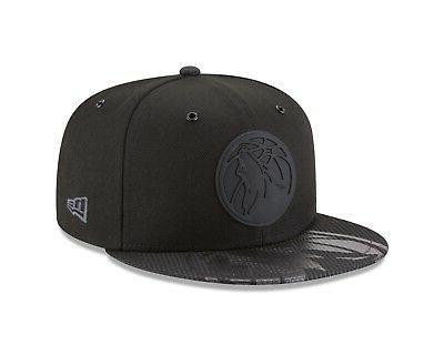 Minnesota 2018 ALL GAME Black Snapback 9Fifty Era Hat