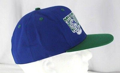 Minnesota Timberwolves Blue/Green NBA Baseball Snapback