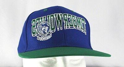 minnesota timberwolves blue green nba baseball cap