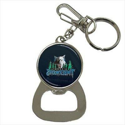 minnesota timberwolves bottle opener keychain nba basketball