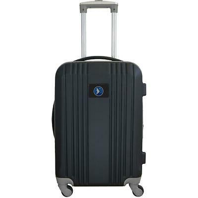 minnesota timberwolves luggage carry on 21in hardcase