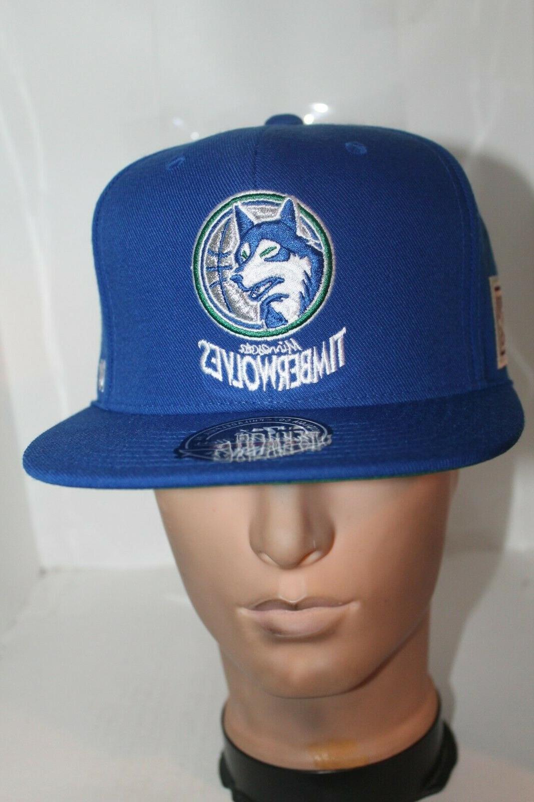 Minnesota Timberwolves Ness Hi