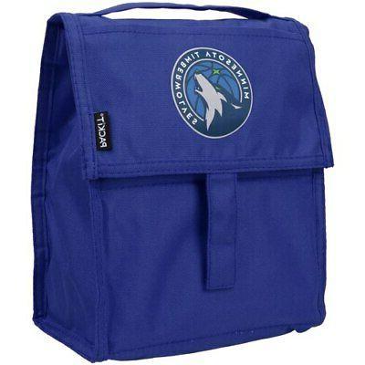 minnesota timberwolves packit lunch box
