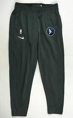 Minnesota Timberwolves Nike Pants Men's New Size 2XLT
