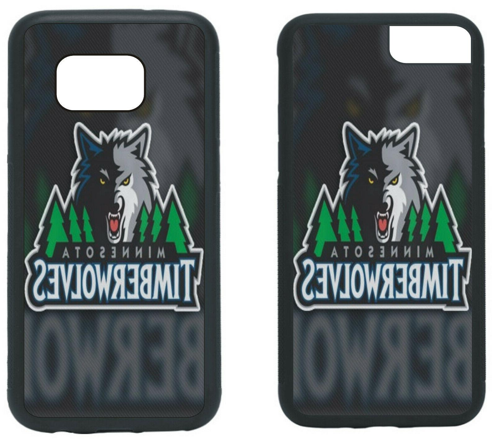 minnesota timberwolves phone case cover fits iphone