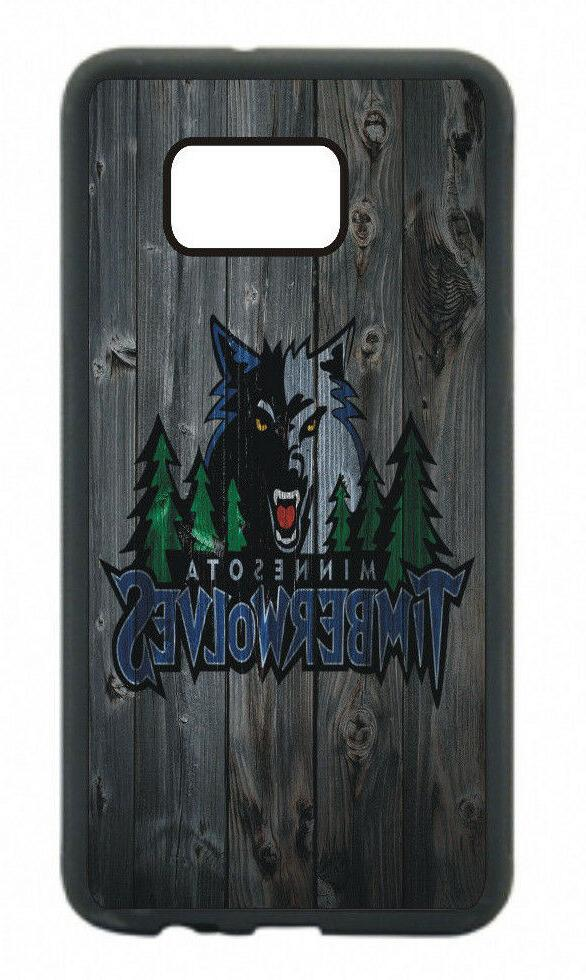 minnesota timberwolves phone case for samsung galaxy