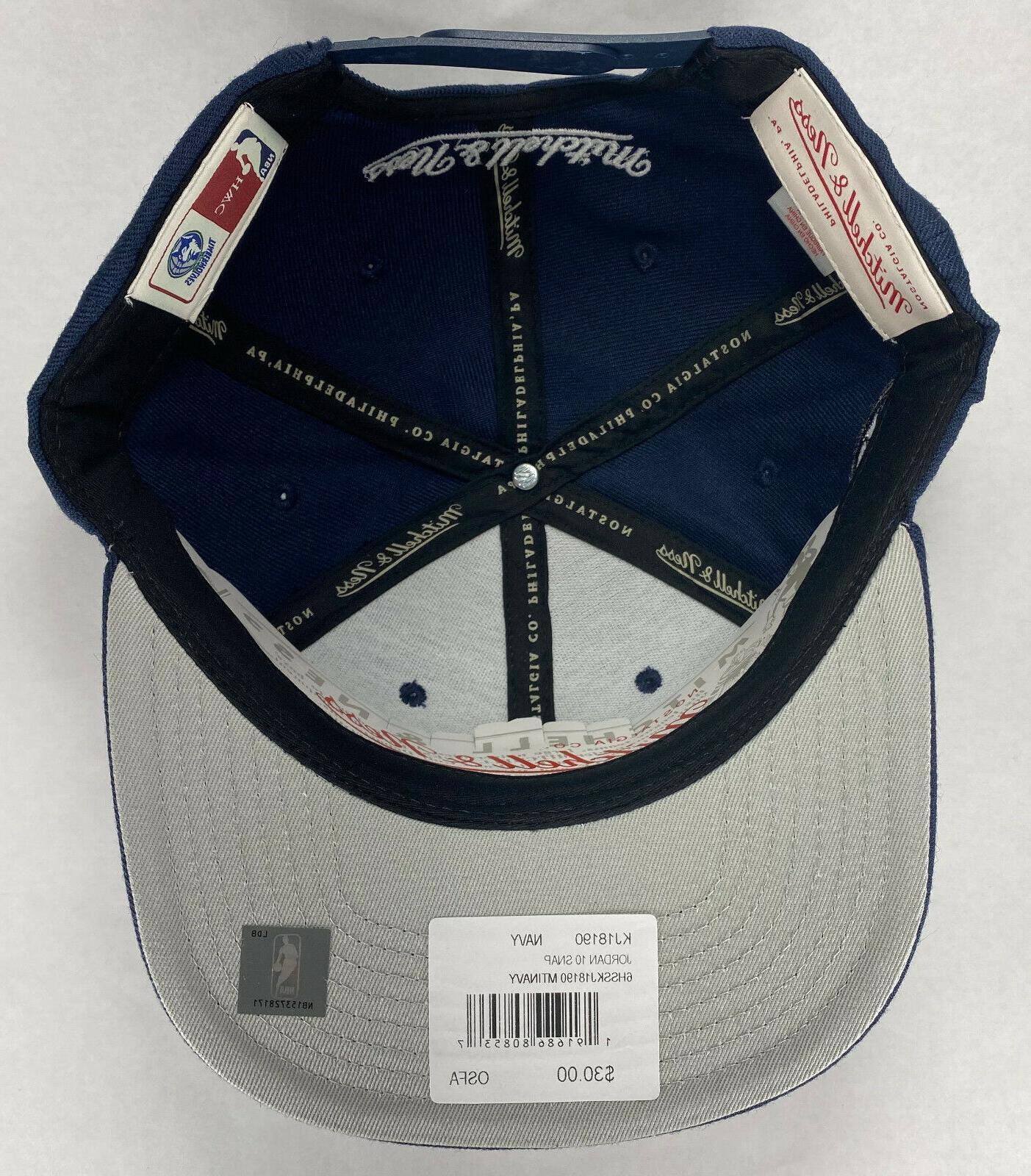 Mitchell and Minnesota 10 Snapback Hat, New