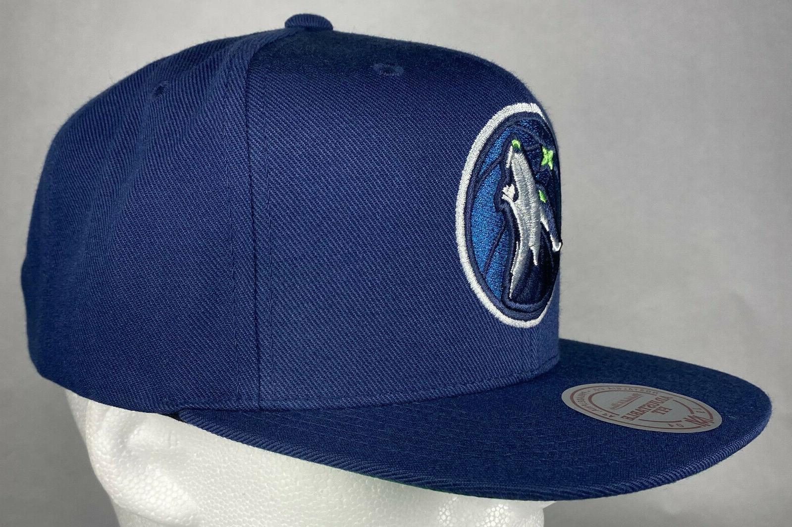 Mitchell Minnesota Snapback Hat,