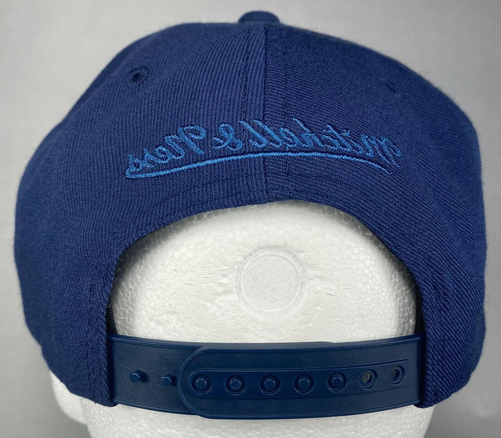 Mitchell and Ness Minnesota Timberwolves Snapback Hat, 100%
