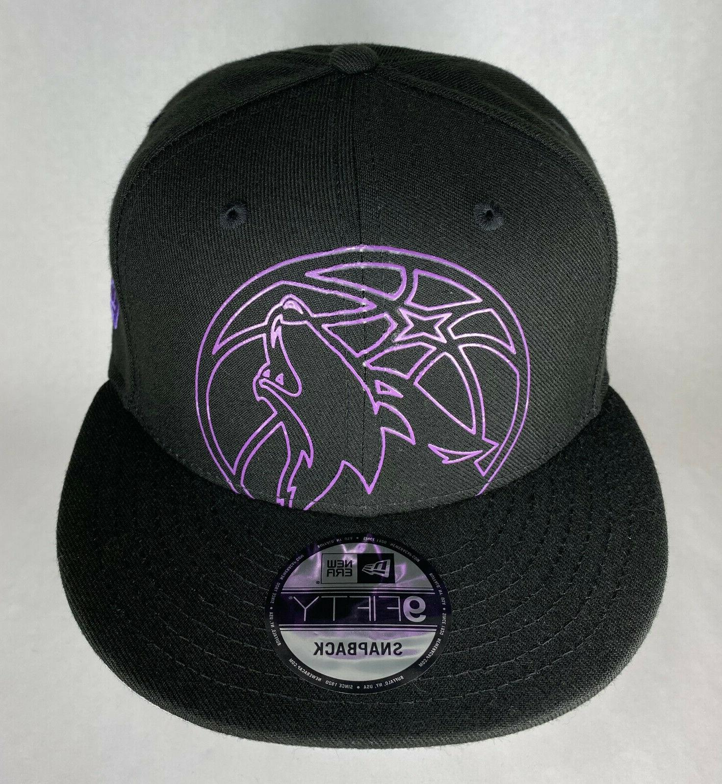 New NBA Timberwolves 9FIFTY Hat,