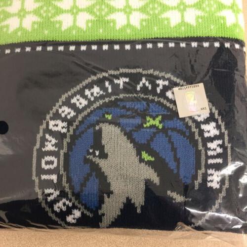 NBA Warm Knit New Sealed
