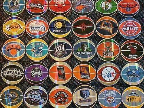 nba prismatic stickers computer locker book pick