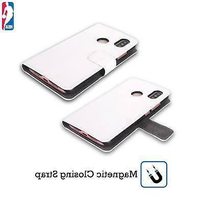 OFFICIAL TIMBERWOLVES LEATHER CASE FOR PHONES