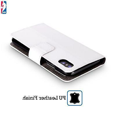 NBA MINNESOTA TIMBERWOLVES BOOK CASE FOR iPHONE PHONES