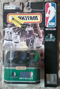 Mattel MATCHBOX NBA Minnesota Timberwolves Basketball 1:64 S