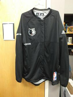 Minnesota Timberwolves Authentic NBA Game Issue Warmup Jacke