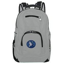 Minnesota Timberwolves Backpack Laptop - Gray