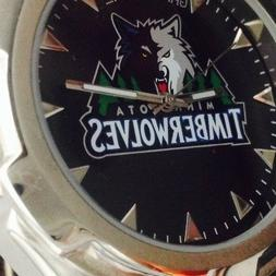 MINNESOTA TIMBERWOLVES Basketball Mens Game Time Watch Japan