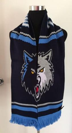 minnesota timberwolves basketball scarf nba scarf gift