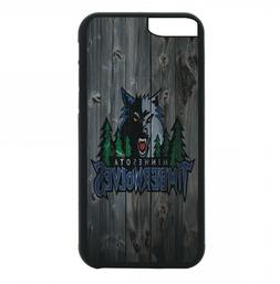 Minnesota Timberwolves Case For iPhone X XS Max 8 8+ 7 6 Plu