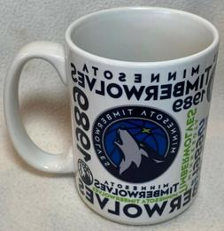 Minnesota Timberwolves Coffee Mug Cup Official Licensed NBA