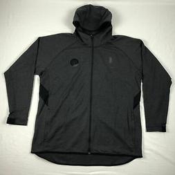 Minnesota Timberwolves Nike Jacket Men's Dark Gray Dri-Fit N