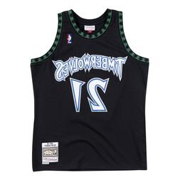 Minnesota Timberwolves Kevin Garnett #21 Mitchell & Ness 199