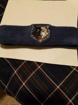 MINNESOTA TIMBERWOLVES Knit Headband -  Licensed - Size OSFM