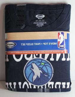 Minnesota Timberwolves Men's XL 40-42 NBA Duo Shirt & Pants