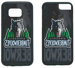 MINNESOTA TIMBERWOLVES PHONE CASE COVER FITS iPHONE 7 8+ XS