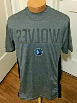 NBA Minnesota Timberwolves Men's T-Shirt Athletic Quick Dry